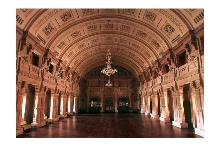 Marwar Hall - Umaid Bhawan Palace - Jodhpur