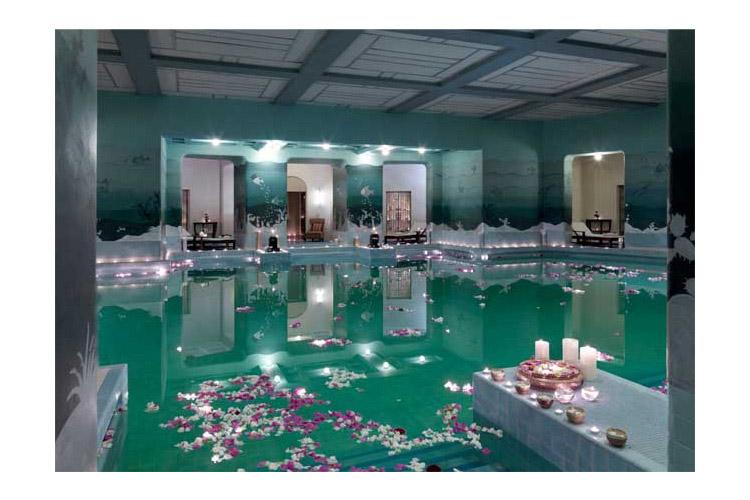 Zodiac Pool - Umaid Bhawan Palace - Jodhpur