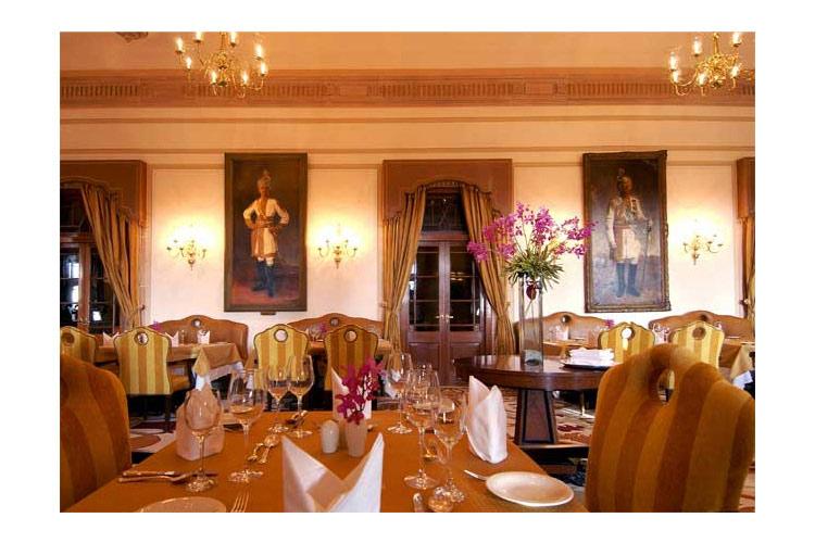Restaurant - Umaid Bhawan Palace - Jodhpur