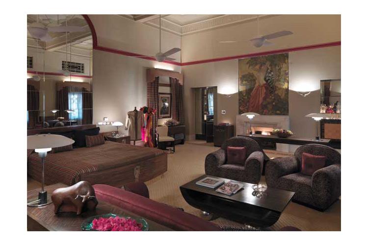 Maharaja Suite - Umaid Bhawan Palace - Jodhpur