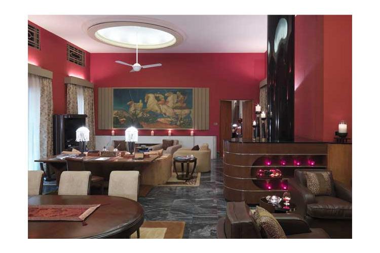 Maharaja Suite Bedroom - Umaid Bhawan Palace - Jodhpur