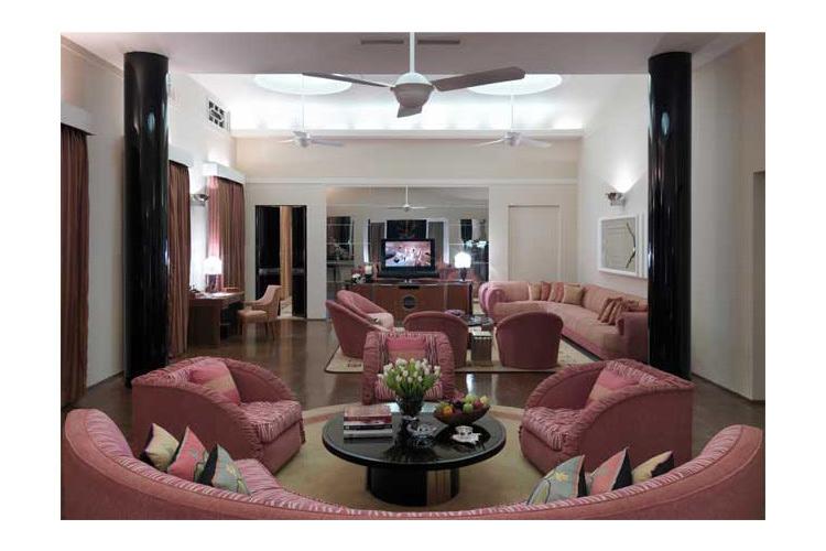 Maharani Suite Living Room - Umaid Bhawan Palace - Jodhpur