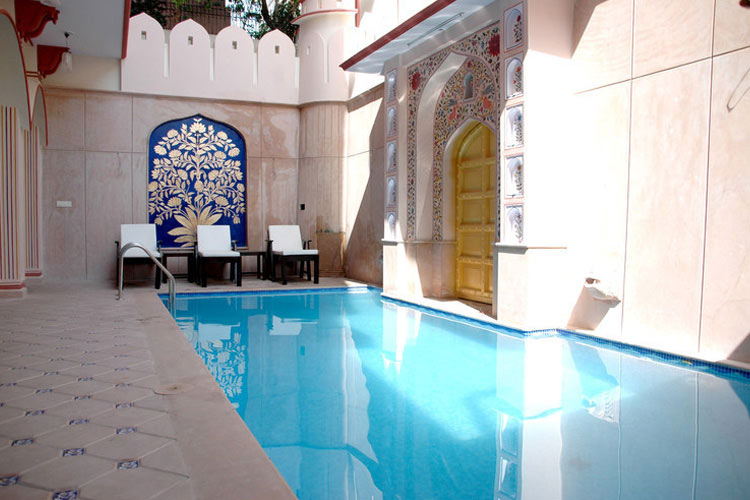 Swimming Pool - Umaid Mahal - Jaipur