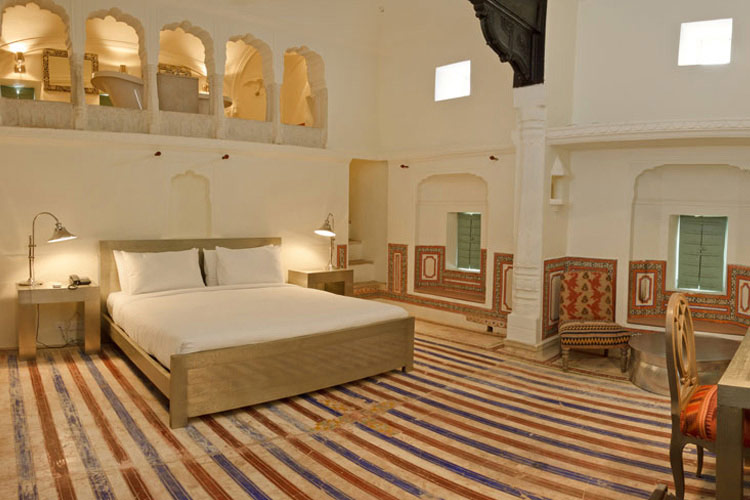 Rooms and Suites - Vivaana - Mandawa