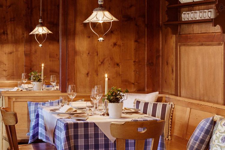 Restaurant - Berghotel Ladinia - Corvara in Badia