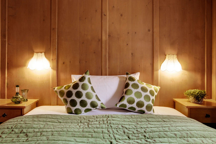 Double Room - Berghotel Ladinia - Corvara in Badia