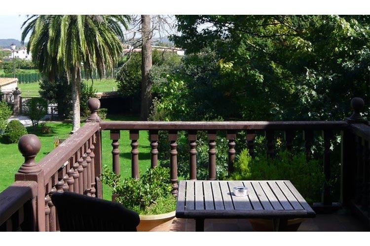 Double Room Terrace - El Jardín de Carrejo - Cabezón de la Sal