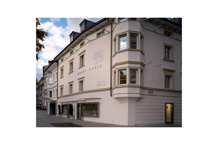Hotel greif ein boutiquehotel in bozen for Boutique hotel bozen