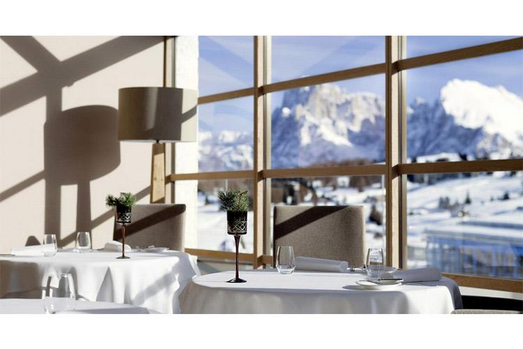 Restaurant - Alpina Dolomites - Alpe di Siusi