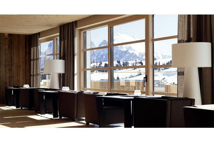 Lounge Bar - Alpina Dolomites - Alpe di Siusi