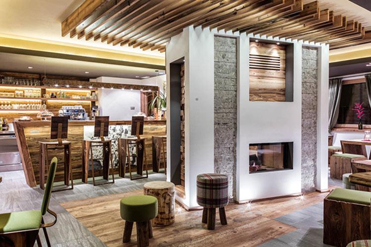 Chalet vites ein boutiquehotel in dolomiten for Design hotel dolomiten
