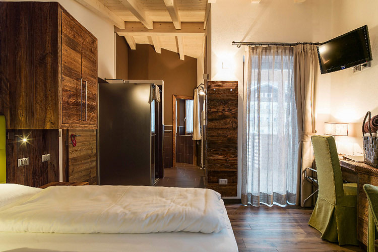 Chalet vites ein boutiquehotel in dolomiten for Boutique hotel dolomiten