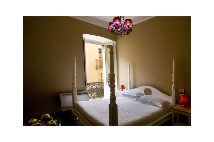 Maison miramare boutique hotel ein boutiquehotel in cagliari for Small boutique hotels
