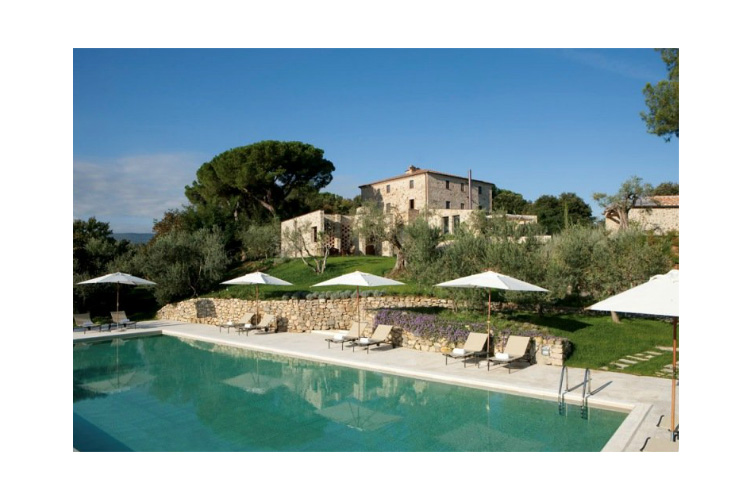 Poggio piglia a boutique hotel in tuscany for Designhotel toskana