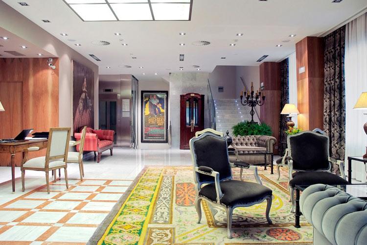 Gran Hotel La Perla Ein Boutiquehotel In Pamplona Seite