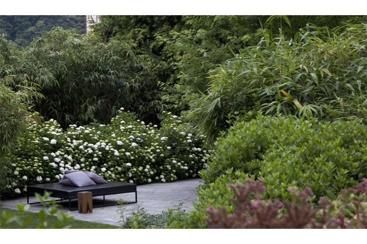 Garden - Alter Hotel - Barge