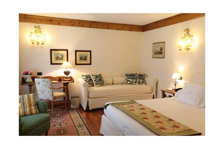 Superior Room - Auberge de la Maison - Courmayeu