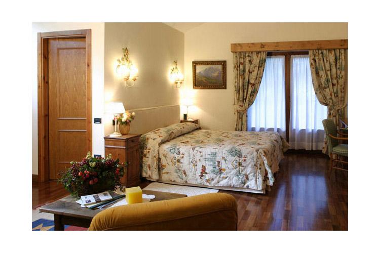 Junior Suite - Auberge de la Maison - Courmayeu