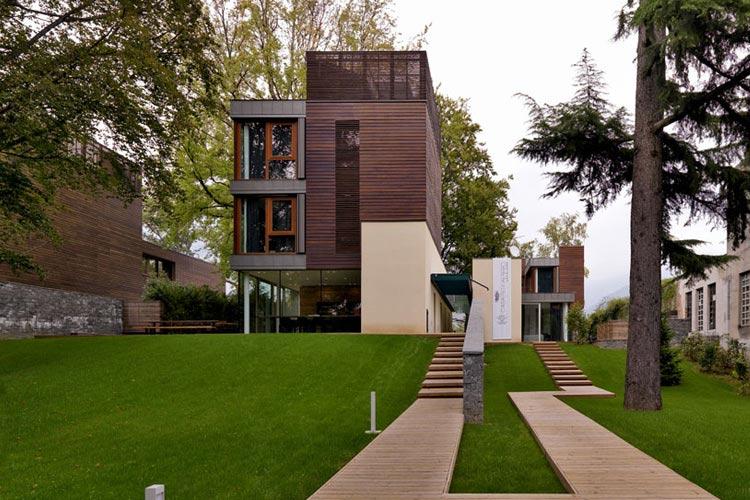 Federico cocco architetto la casa sull albero · holiday apartment