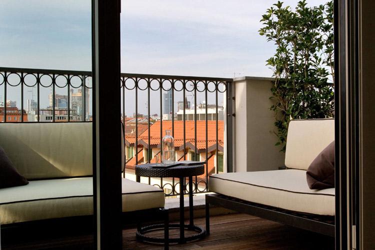 Hotel milano scala a boutique hotel in milan for Boutique hotel milano