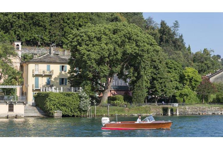 View from the Lake - Al Dom - Orta San Giulio
