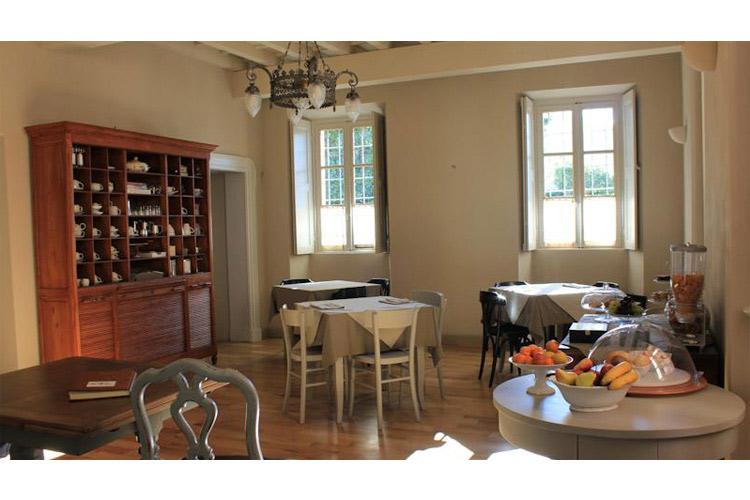 Breakfast Room - Al Dom - Orta San Giulio