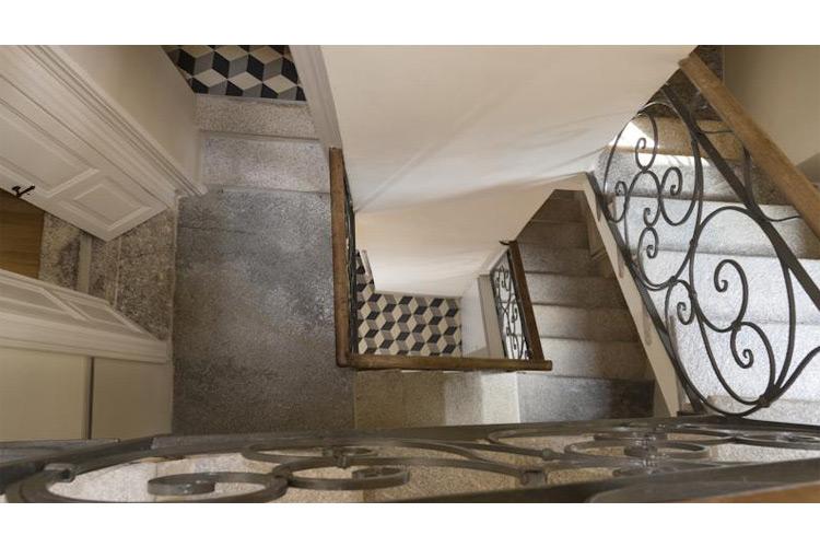 Staircase - Al Dom - Orta San Giulio