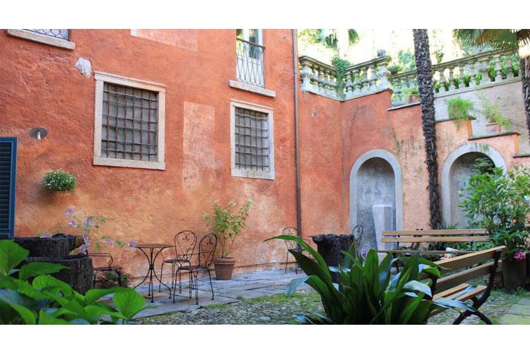 Terrace - Al Dom - Orta San Giulio