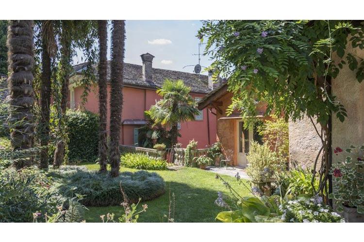 Garden - Al Dom - Orta San Giulio