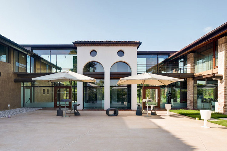 Il tesoro living resort ein boutiquehotel in rivalta sul for Small great hotels