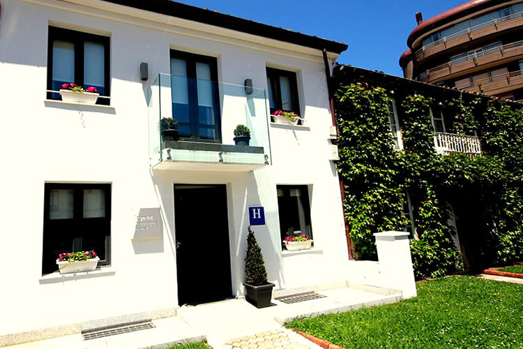 Le petit boutique hotel h tel boutique santander for Le boutique hotel