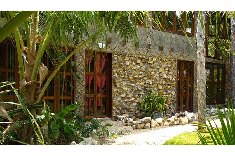 Facade - Maruba Resort Jungle Spa - Maskall  Village