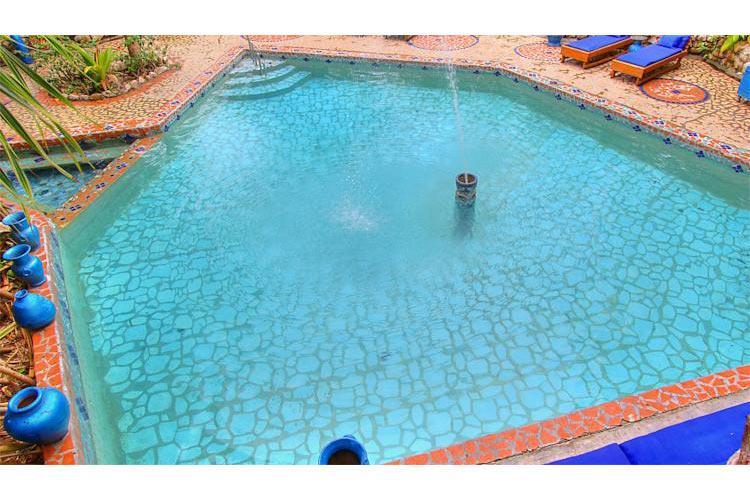 Swimming Pool - Maruba Resort Jungle Spa - Maskall  Village