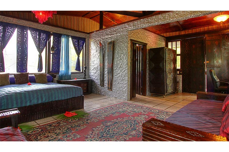 DoubleRoom - Maruba Resort Jungle Spa - Maskall  Village