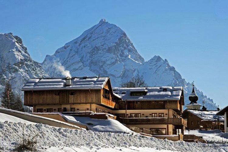 General View - Rosapetra Spa Resort - Cortina d'Ampezzo