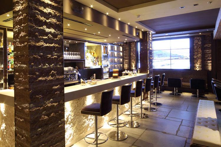 Bar - Rosapetra Spa Resort - Cortina d'Ampezzo