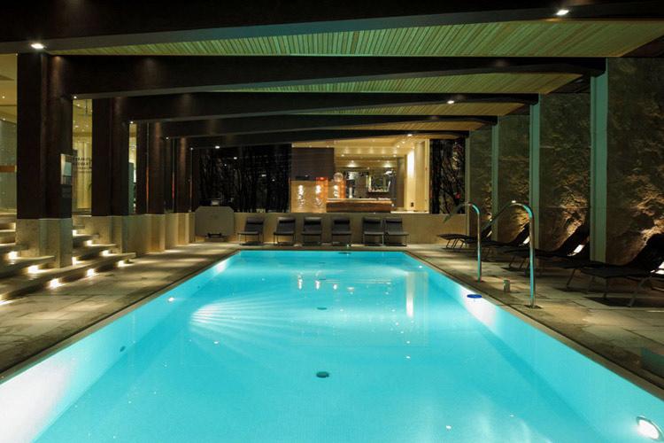 Swimming Pool - Rosapetra Spa Resort - Cortina d'Ampezzo