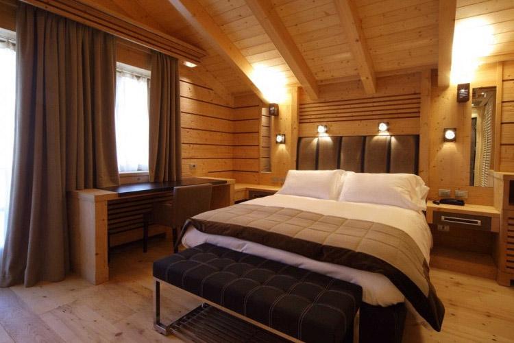 Deluxe Room - Rosapetra Spa Resort - Cortina d'Ampezzo
