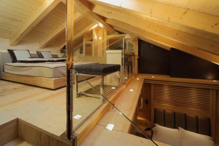 Junior Suite - Rosapetra Spa Resort - Cortina d'Ampezzo