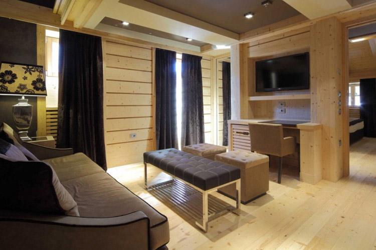 Mirtillo Suite - Rosapetra Spa Resort - Cortina d'Ampezzo