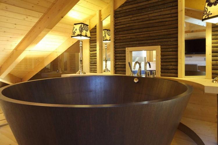 Ribes Suite - Rosapetra Spa Resort - Cortina d'Ampezzo