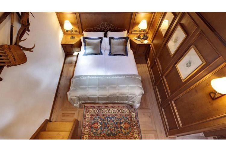 Luxury Double Room - Hotel Ambra - Cortina d'Ampezzo