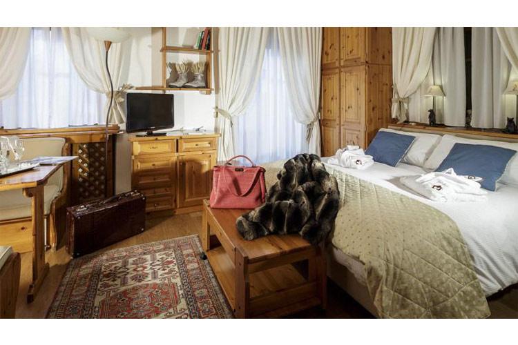 Triple Room - Hotel Ambra - Cortina d'Ampezzo