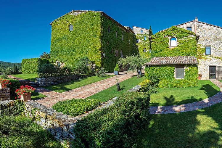 Borgo di bastia creti a boutique hotel in umbria for Small great hotels