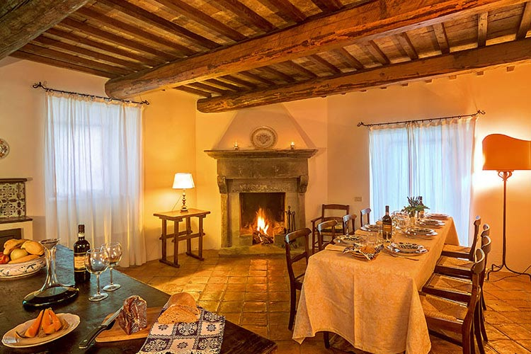 Borgo di bastia creti a boutique hotel in umbria for Hotel design umbria