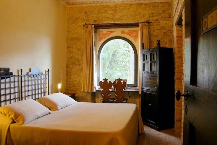 Castello di monterone a boutique hotel in umbria for Design hotel umbrien