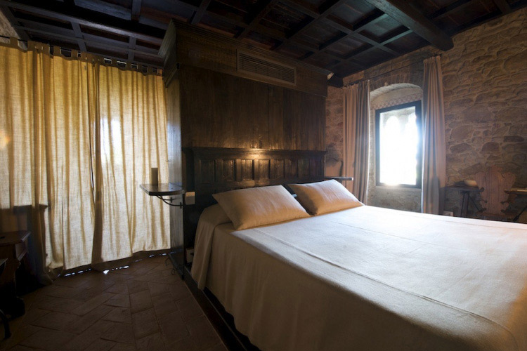 Castello di monterone ein boutiquehotel in umbrien for Design hotel umbrien
