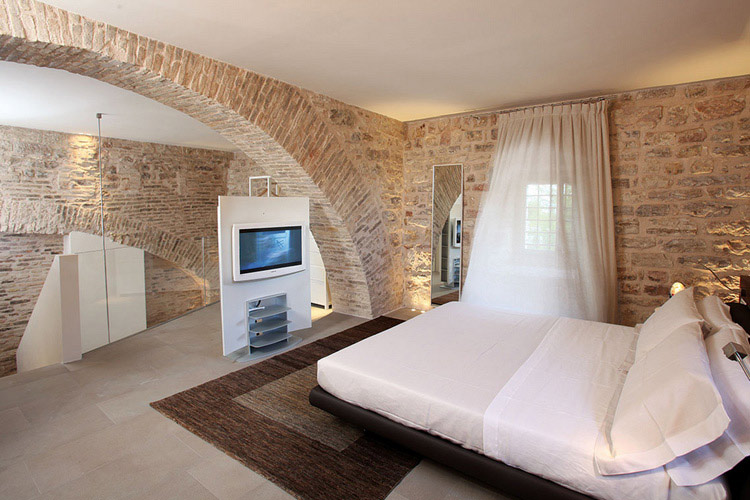 Nun assisi relais a boutique hotel in umbria for Hotel design umbria