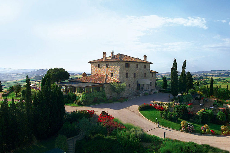 Relais todini a boutique hotel in umbria for Hotel design umbria