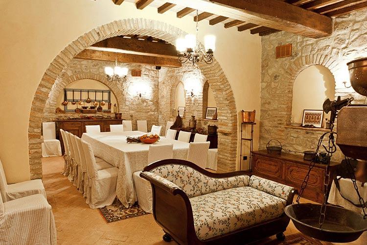 La palazzetta del vescovo a boutique hotel in umbria for Design hotel umbrien